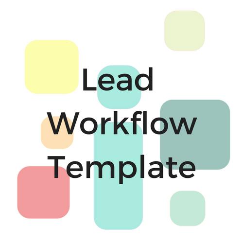 Bookkeeping Lead Workflow Template