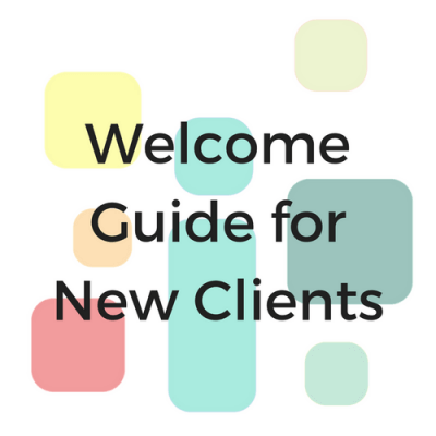 Welcome Guide for New Bookkeeping Clients