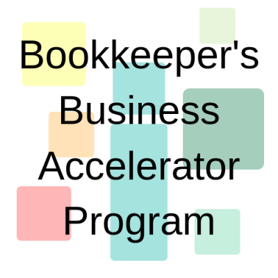 Bookkeeper's Business Accelerator Program